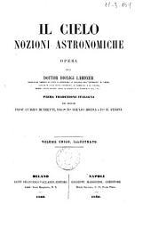 Il cielo nozioni astronomiche Dionigi Lardner