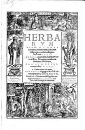 Herbarum vivae eicones ad nature imitationem cum effectibus earundem