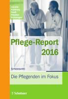 Pflege Report 2016 PDF