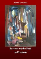 Barriers on the Path to Freedom PDF