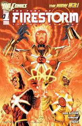 The Fury of Firestorm: The Nuclear Men (2011-) #1