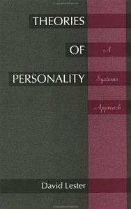 Theories of Personality Book