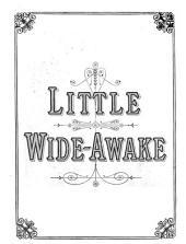 Little wide-awake, annual for children