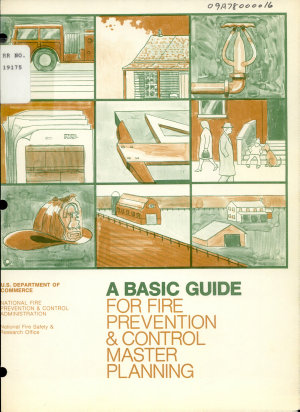 A Basic Guide for Fire Prevention and Control Master Planning PDF