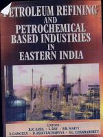 Petroleum Refining and Petrochemical Based Industries in Eastern India  PDF