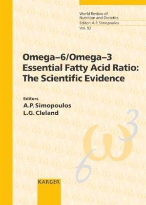 Omega 6 omega 3 Essential Fatty Acid Ratio PDF