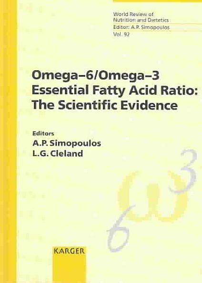 Omega-6/omega-3 Essential Fatty Acid Ratio