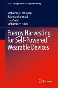 Energy Harvesting for Self Powered Wearable Devices PDF