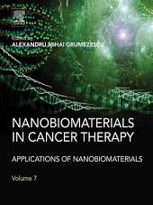 Nanobiomaterials in Cancer Therapy: Applications of Nanobiomaterials