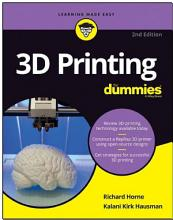 3D Printing For Dummies PDF