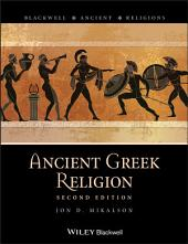 Ancient Greek Religion: Edition 2