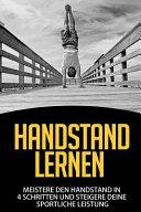Handstand Lernen PDF