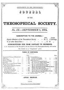 The Theosophist PDF