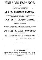 Horacio Español, etc