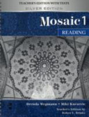Mosaic 1 Reading Teachers Edition with Tests Silver Edition  PDF