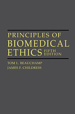 Principles of Biomedical Ethics PDF