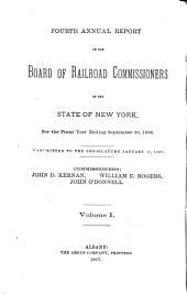 Annual Report: Volumes 1-2