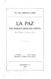 La Paz, the world's highland capital ...