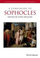 A Companion to Sophocles PDF