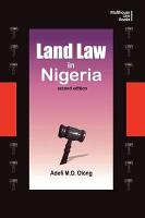 Land Law in Nigeria PDF