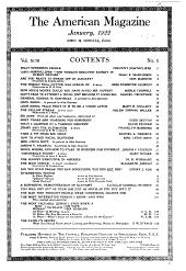 American Magazine: Volume 93