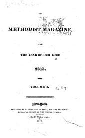 The Methodist Review: Volume 1