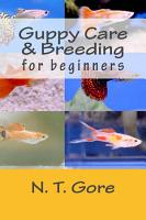 Guppy Care and Breeding for Beginners PDF