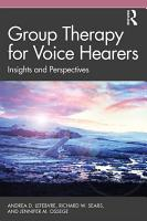 Group Therapy for Voice Hearers PDF