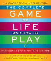 The Complete Game of Life and How to Play It PDF