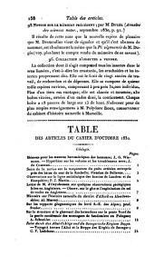 Bulletin des sciences naturelles et de géologie: Volume23