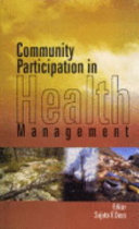 Community Participation in Health Management PDF