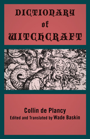 Dictionary of Witchcraft