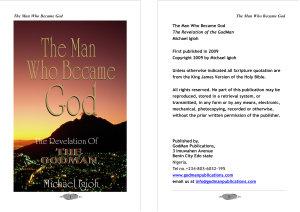 The Man Who Became God PDF