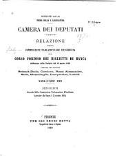 Relazione della commissione deliberata nella tornata del 10 marzo 1868 composta dei deputati Seismit-Doda, Cordova, Rossi Alessandro, Sella, Messedaglia, Lampertico, Lualdi: Volume 3