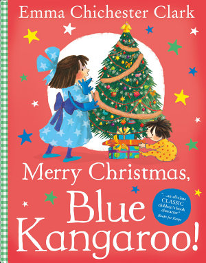 Merry Christmas  Blue Kangaroo