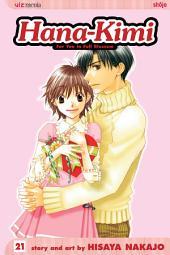Hana-Kimi, Vol. 21: Chasing Dreams