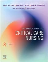 Introduction to Critical Care Nursing E Book PDF