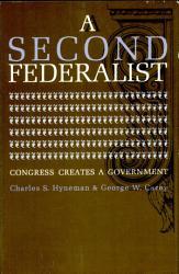 A Second Federalist Book PDF