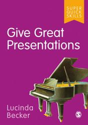 Give Great Presentations PDF