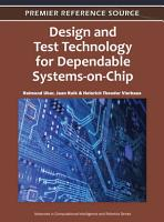 Design and Test Technology for Dependable Systems on chip PDF