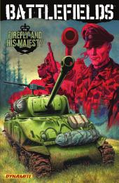 Garth Ennis' Battlefields Vol 5: Firefly and His Majesty