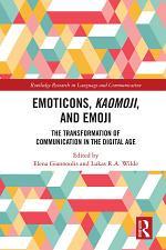 Emoticons, Kaomoji, and Emoji