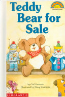 Teddy Bear for Sale PDF