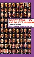Constitutional Law and Politics PDF