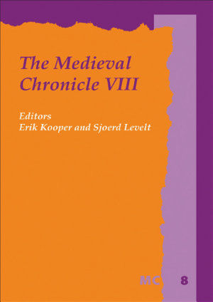 The Medieval Chronicle VIII PDF