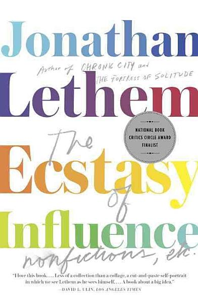 Download The Ecstasy of Influence Book