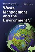 Waste Management and the Environment V PDF