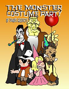 The Monster Costume Party Book
