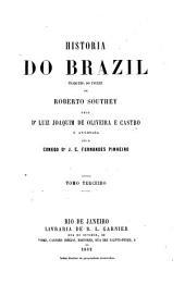 História do Brazil: Volume 3