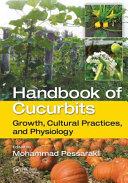 Handbook Of Cucurbits